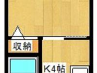 新築ペット可物件♪オートロック完備、インターネット無料など設備充実! 5階 間取り図