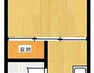 アパートマンション 5階 間取り図