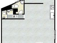 那覇市与儀☆市民会館通り沿いの1階です!事務所・飲食店などにいかがでしょうか。 1階 間取り図
