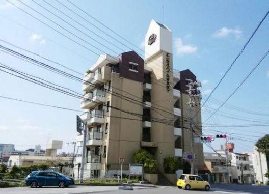 那覇市松川のマンション