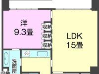 こだわりのインテリアに囲まれたおしゃれな空間!高品位なコンシェルジュサービス! 6階 間取り図