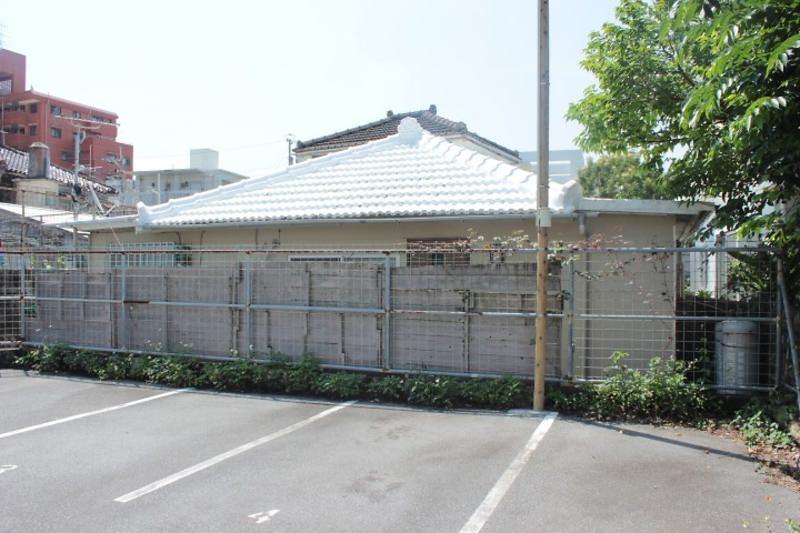 大道新垣邸外観