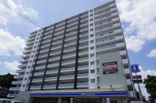 浦添市牧港のマンション