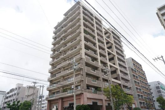 那覇市西のマンション